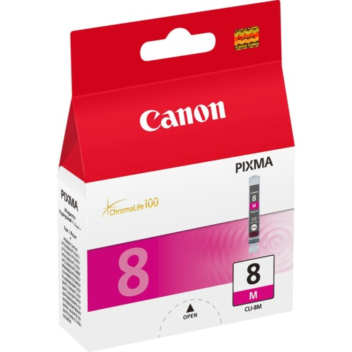 Cartouche originale Canon ''Cli8M'' magenta