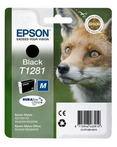 Cartouche originale Epson T128140 - Noir