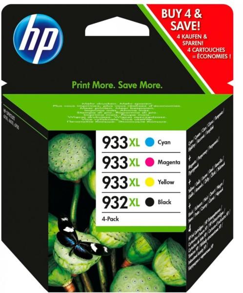 Cartouches HP pack 932-933XL C2P42AE
