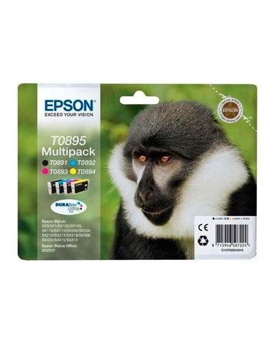 Cartouches originales Epson Singe T089540 -  Pack