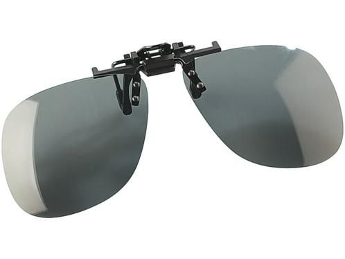 Verres de lunettes amovibles ''Allround''
