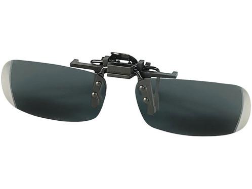 Verres de lunettes amovibles polarisés ''Slim Line''