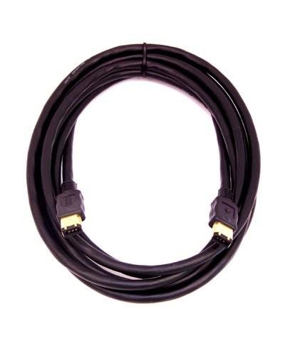 Câble Firewire IEEE 1394 - 6 Pin vers 6 Pin - 3 m