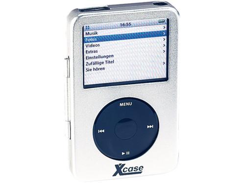 Etui métal pour iPod vidéo 30 Go