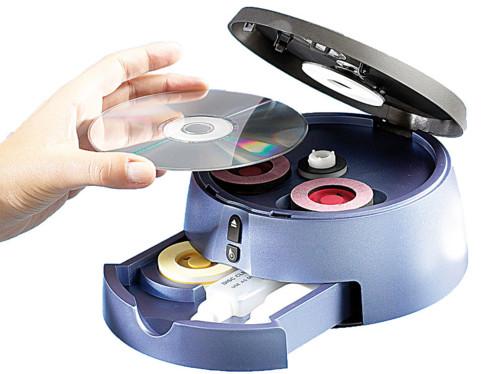 Réparateur CD / DVD / Blu-Ray automatique