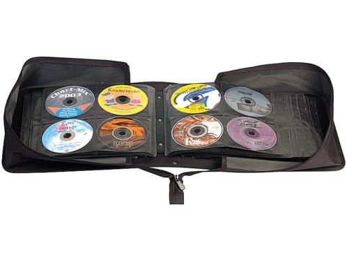 Pochette de rangement pour 504 CD/DVD/BR
