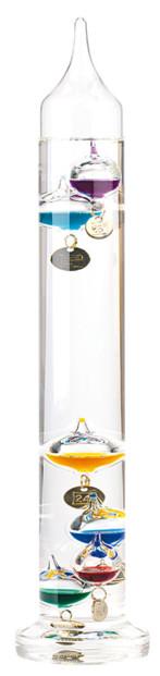 Thermomètre en verre Galileo - modèle de luxe