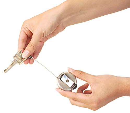 Porte-clés zip Deluxe