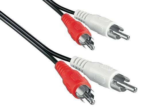 Câble audio cinch - 10m