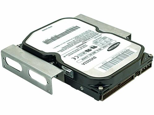 Kit de montage pour disque dur