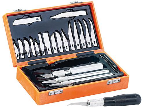 Kit scalpels