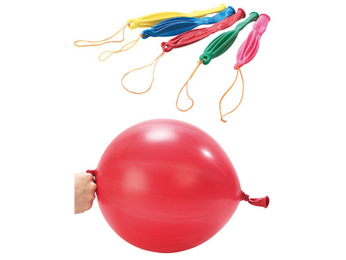 Lot de 5 ballons Punch XXL