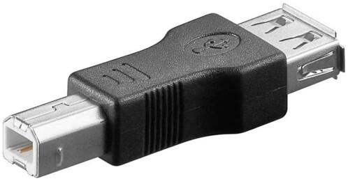 Adaptateur USB à femelle B mâle