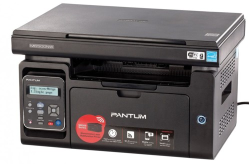 Imprimante multifontion laser M6500W PRO