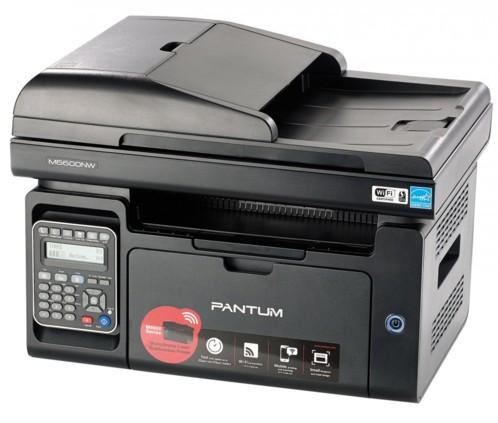 Imprimante multifonction laser monochrome M6600NW PRO
