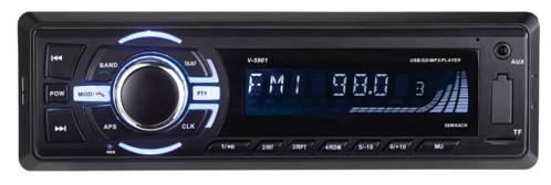 Autoradio MP3 bluetooth / RDS / USB / SD avec fonction mains libres