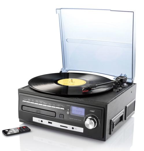 Mini chaîne encodage MP3 MHX-550.LP