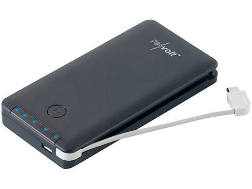 Batterie de secours 5200 mAh pour smartphones et appareils USB / Dock