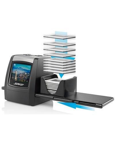 prix rail diapositives pour scanner autonome. Black Bedroom Furniture Sets. Home Design Ideas