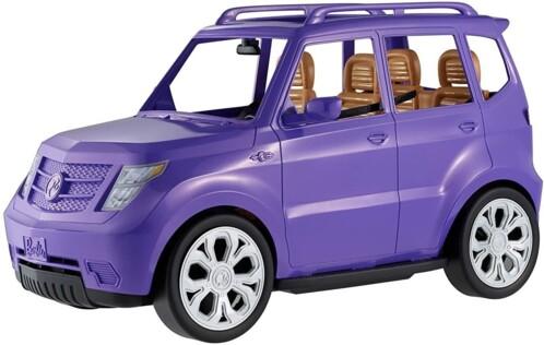 Le superbe 4x4 violet décapotable Barbie.