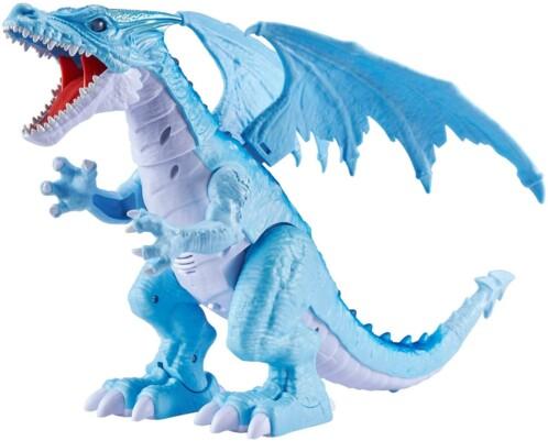 Dragon de glace Zuru Robo Alive.
