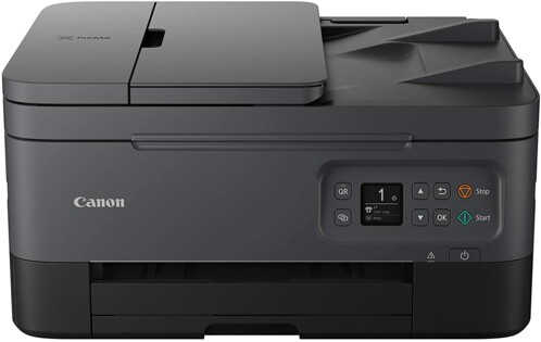 Imprimante multifonction Canon Pixma TS7450 noire.