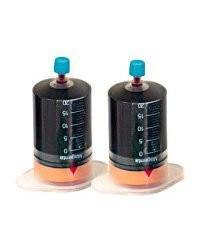 Kit de recharge pour cartouches d'imprimante HP - Magenta