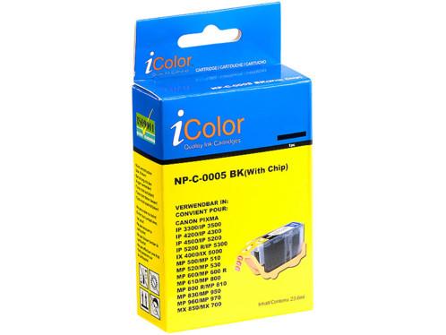 Cartouche compatible Canon PGI-5BK XL - Noir
