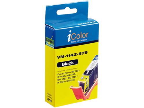 Cartouche compatible Canon CLI-526BK - Noir