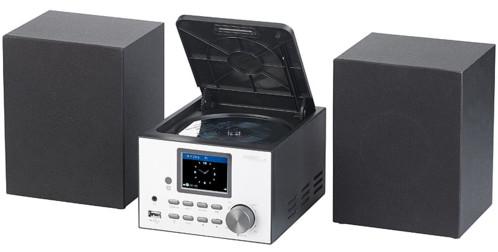 Micro-chaîne stéréo 60 W IRS-500.mini