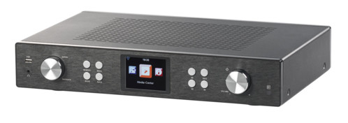 Tuner hi-fi connecté DAB+/FM/webradio avec fonctions streaming et MP3 IRS-710