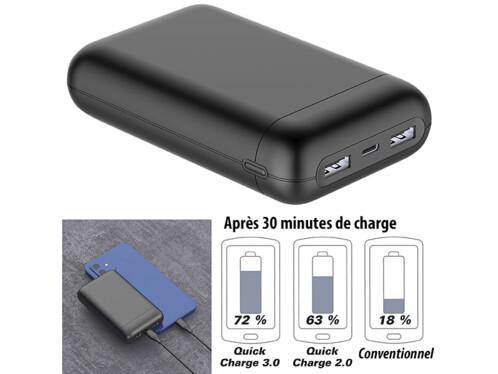 Batterie de secours USB 20.000 mAh PB-225.sc