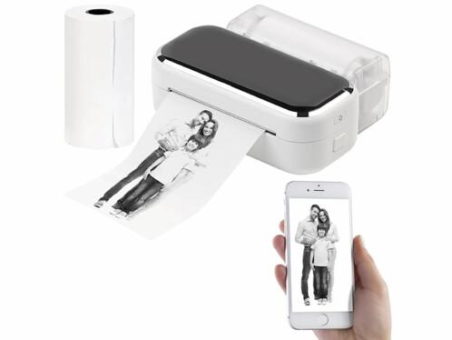 Imprimante thermique monochrome connectée TD-150.app