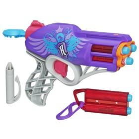 pistolet a fléchettes pour fille Nerf rebelle secrets & spies messenger A8760