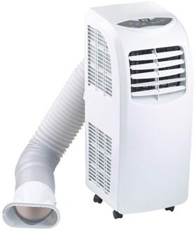 Climatiseur mobile 2000 W / 7000 BTU/h (reconditionné)