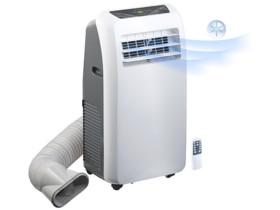 Climatiseur mobile 2600 W / 9000 BTU/h (Reconditionné)