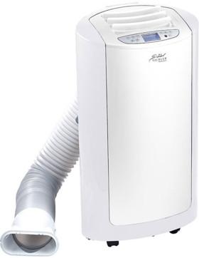 Climatiseur mobile réversible 3520 W / 12000 BTU/h