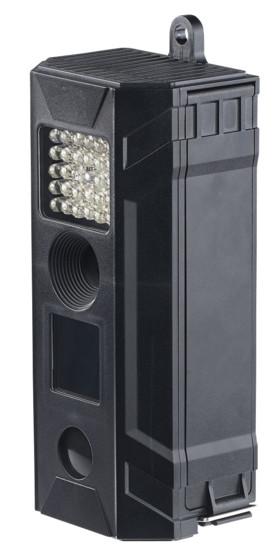 camera de surveillance pour enregistrements nature animaux gibier avec vision nocturne et detecteur de mouvement visortech irc-80