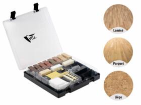 Kit de réparation pour parquets et sols stratifiés WRS-11.plh