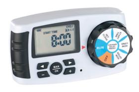 programmateur d'arrosage automatique pour 1 à 4 robinets de jardin BWC-400 royal gardineer