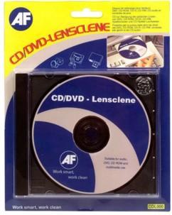 Nettoyant pour lecteur de CD/DVD