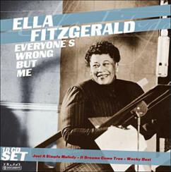 10 CD ''Ella Fitzgerald''