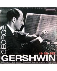 10 CD ''George Gershwin''