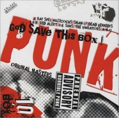 10 CD ''Punk''