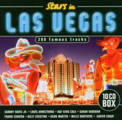 10 CD ''Stars In Las Vegas''
