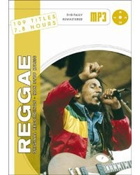 CD MP3 Reggae