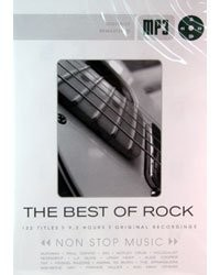 CD MP3 The Best Of Rock