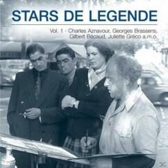 CD ''Stars de Légendes'' Volume 1