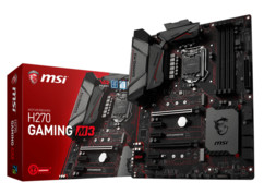 Carte mère MSI H270 Gaming M3 Socket 1151