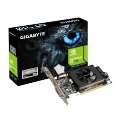 Carte graphique Gigabyte GeForce GT 710 1 Go.